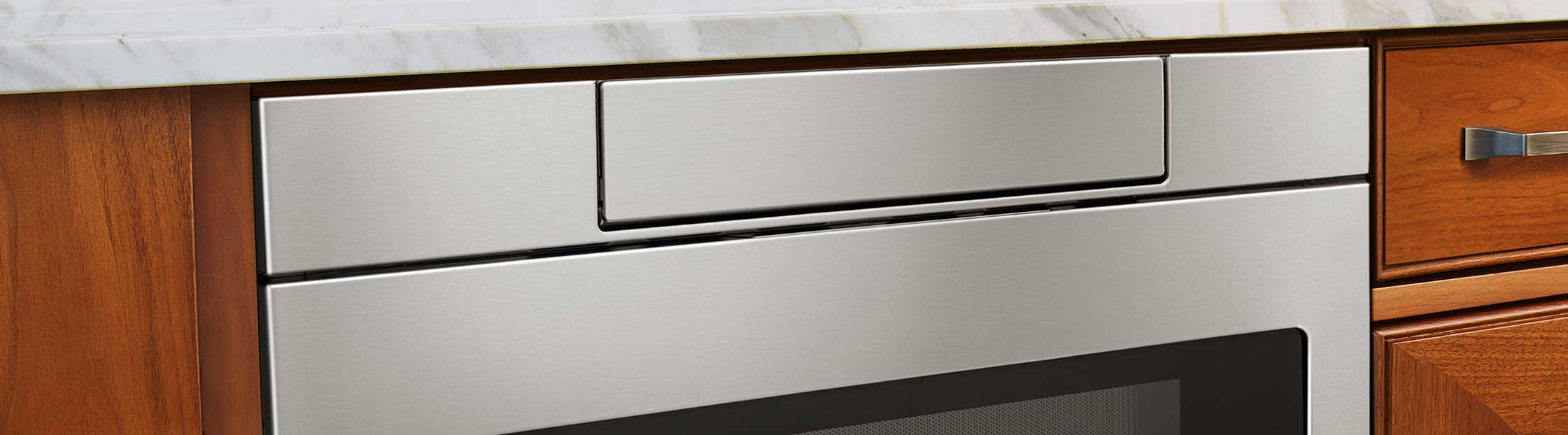 Designed For Your Dream Kitchen The Sharp Microwave Drawer