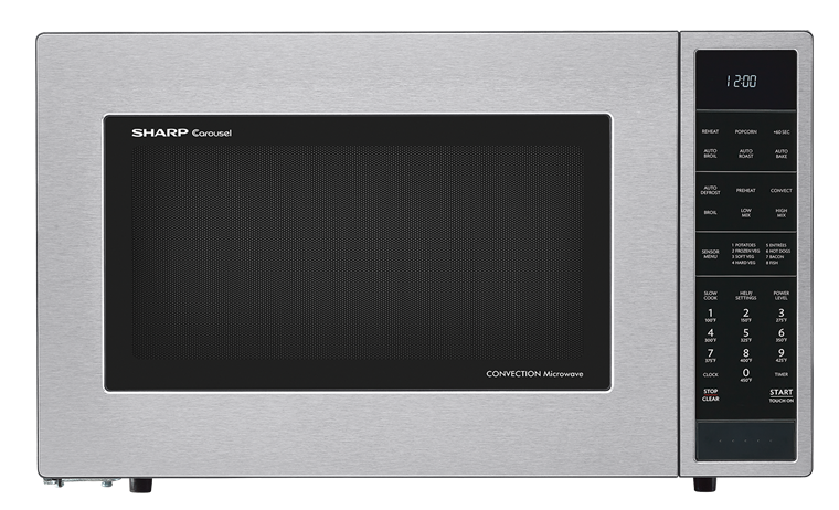 Stainless Steel Carousel Convection Microwave Smc1585bs Newer Version
