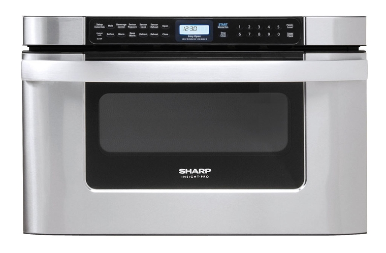 Sharp KB-6524PS Easy Open 24 inch Microwave Drawer