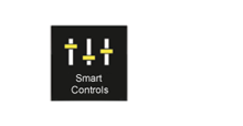 Smart Controls on Sharp Air Purifiers